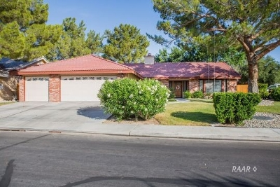 Inyo County, Kern County, Tulare County Single Family Home For Sale: 219 W Cobblestone Ln