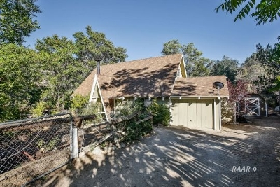 Inyo County, Kern County, Tulare County Single Family Home For Sale: 6771 Caliente Bodfish Rd