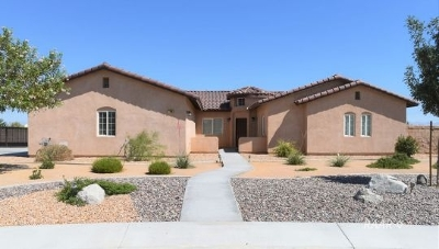 Ridgecrest Single Family Home For Sale: 104 W Rancho Del Cerro