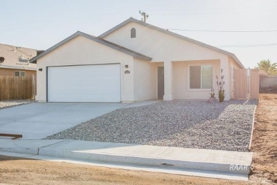 Inyo County, Kern County, Tulare County Single Family Home For Sale: 1441 Sims St