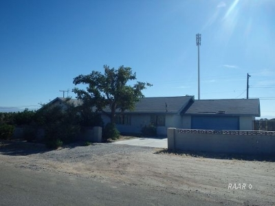 Inyo County, Kern County, Tulare County Single Family Home For Sale: 208 N Mono St