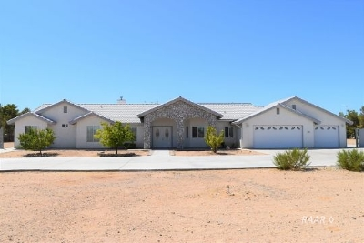 Inyo County, Kern County, Tulare County Single Family Home For Sale: 1411 Autumn Way