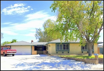 Inyo County, Kern County, Tulare County Single Family Home For Sale: 730 Bryann Cir
