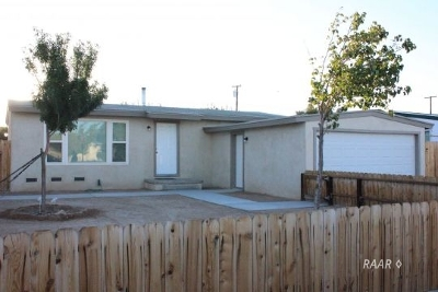 Inyo County, Kern County, Tulare County Single Family Home For Sale: 325 N Norma St