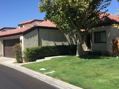 Inyo County, Kern County, Tulare County Single Family Home For Sale: 410 Montefino Dr