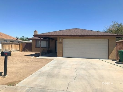 Inyo County, Kern County, Tulare County Single Family Home For Sale: 416 S Lincoln St
