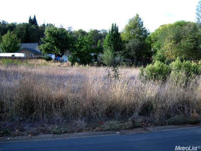 Cameron Park Residential Lots & Land For Sale: 3270 Western Drive