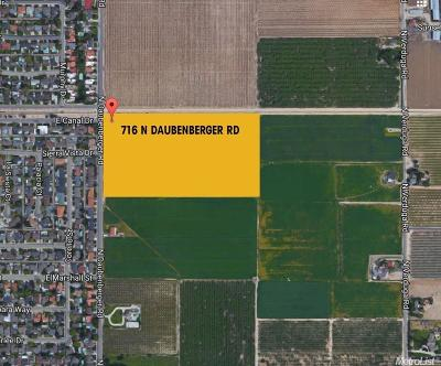 Turlock Residential Lots & Land For Sale: 716 North Daubenberger Road