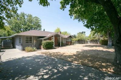 Sacramento County Multi Family Home For Sale: 1959 Wright Street