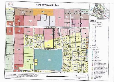 Manteca Commercial Lots & Land For Sale: 1674 West Yosemite Avenue
