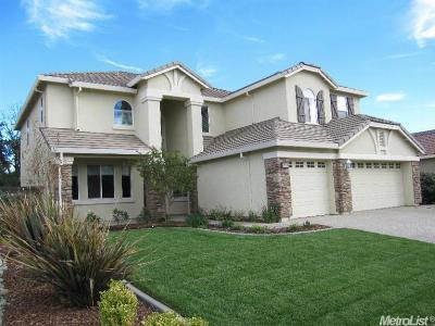 Single Family Home Sold: 6923 Rawley Way