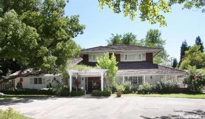Sacramento Single Family Home For Sale: 401 Hopkins Road