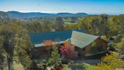 Grass Valley Single Family Home For Sale: 19681 Rabon Valley Road