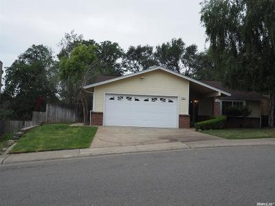 Folsom Single Family Home Sold: 104 North Ore Street