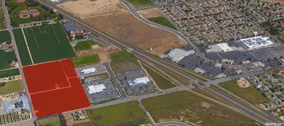 Turlock Commercial Lots & Land For Sale: 1812 North Tegner Road