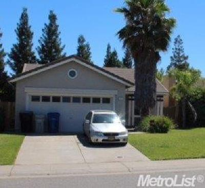 Folsom Single Family Home Sold: 2319 Clapton Way