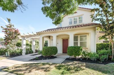 Natomas Park Single Family Home Sold: 1839 Danbrook Drive