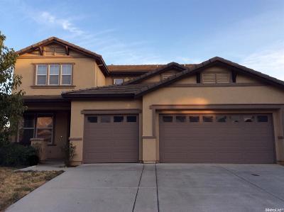 Esparto Single Family Home Sold: 25803 Marsh Court