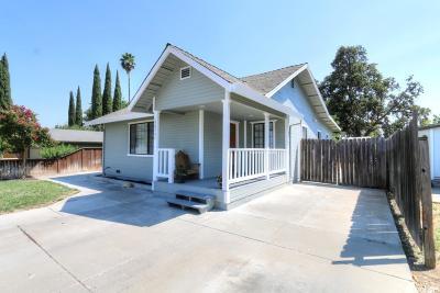 Esparto Single Family Home Sold: 26757 Woodland Avenue