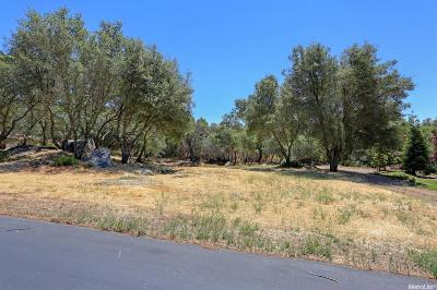 Loomis Residential Lots & Land For Sale: 8320 Rustic Woods Way