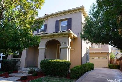 Mountain House Single Family Home Sold: 156 West Gallo Way