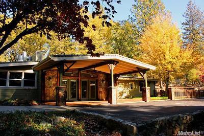 Grass Valley Single Family Home For Sale: 10716 Cedar Ave