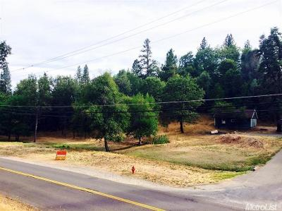 Placerville Residential Lots & Land For Sale: 2752 Coloma Rd.