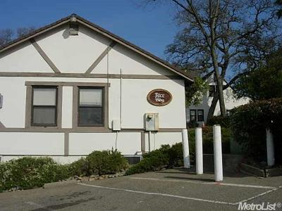 Fair Oaks Commercial For Sale: 10116 Fair Oaks Boulevard