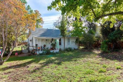 Folsom Single Family Home For Sale: 215 Natoma Street