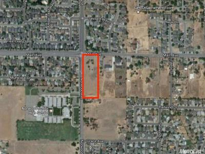 Sacramento Residential Lots & Land For Sale: 4790 Norwood Avenue