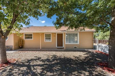 Carmichael Single Family Home For Sale: 8810 Fair Oaks Boulevard