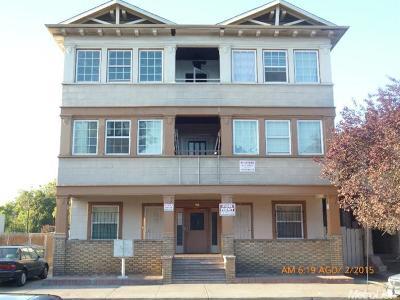 Stockton Multi Family Home For Sale: 332 East Oak Street