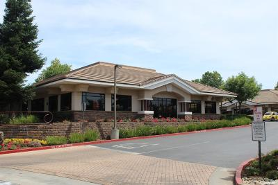 Folsom Commercial For Sale: 520 Plaza Drive