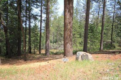 Meadow Vista Residential Lots & Land For Sale: 1372 Shady Tree Lane