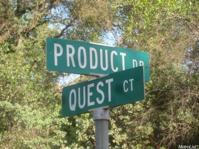 Shingle Springs Commercial Lots & Land For Sale: Barnett Business Park