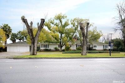 Turlock Single Family Home Active Short Cont.: 1066 North Johnson Road