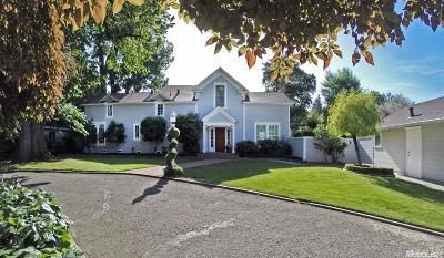 Modesto Single Family Home For Sale: 611 Magnolia Avenue