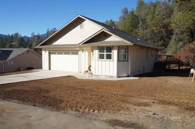 Weaverville Single Family Home For Sale: 25 Edge Road