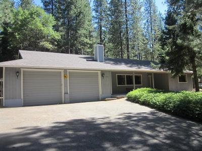 Grizzly Flats Single Family Home For Sale: 7028 Sugar Pine Dr.
