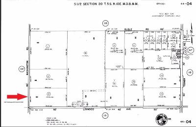 Turlock Commercial Lots & Land For Sale: 1400 South Washington Road