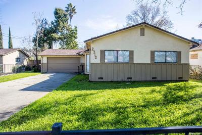 Stockton Single Family Home For Sale: 2312 Fraser Avenue