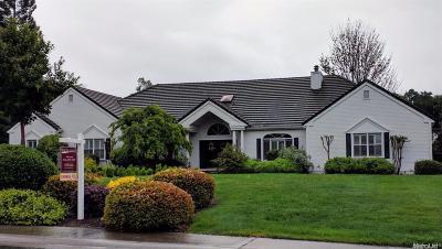 Granite Bay Single Family Home For Sale: 6120 Rockhurst Way
