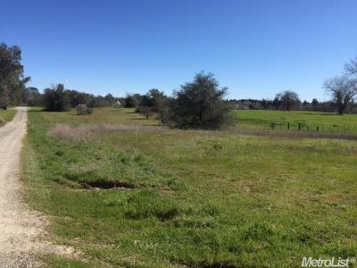 Roseville Residential Lots & Land For Sale: 9599 Sierra College Boulevard