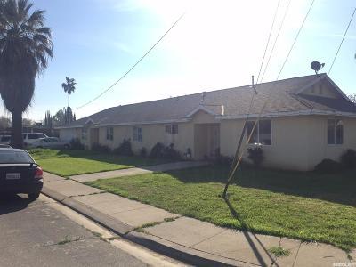 Patterson Multi Family Home For Sale: 1704 Jessie Avenue