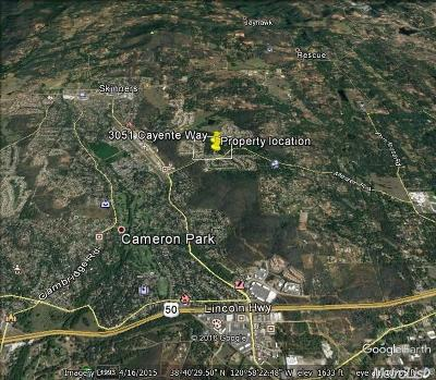 Shingle Springs Residential Lots & Land For Sale: 3051 Cayente Way