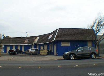 Modesto Commercial For Sale: 700 H Street