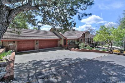 Auburn Single Family Home For Sale: 8980 Upper Valley Road
