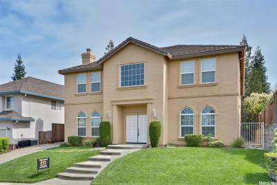 Folsom, Roseville, Rocklin, El Dorado Hills, Lincoln, Granite Bay, Loomis, Newcastle, Sacramento, Elk Grove, Orangevale, Fair Oaks, Carmichael, Gold River, Rescue Single Family Home For Sale: 1596 Misty Wood Drive