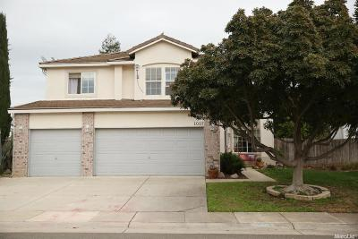Galt Single Family Home For Sale: 1037 Tierra Creek Drive