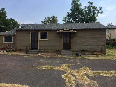 Sacramento Single Family Home For Sale: 2939 Marysville Boulevard